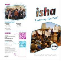 ISHA leaflet